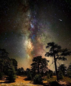The Gorgeous Milky Way