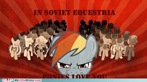In Soviet Equestria