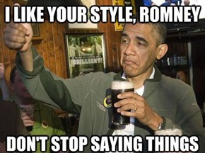 Obama's Current Campaign Strategy