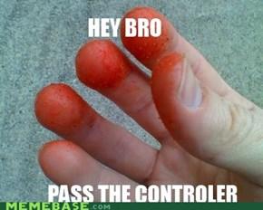 Gamer Foul