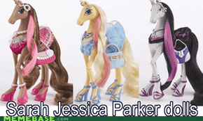 sarah jessica parker is here