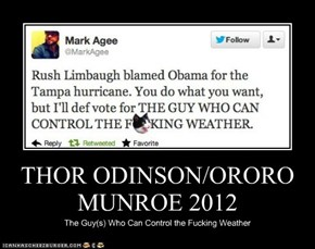 THOR ODINSON/ORORO MUNROE 2012