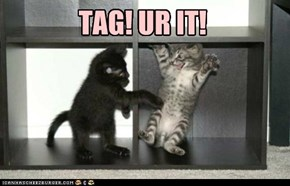 TAG! UR IT!