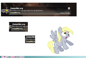 Derpy Hooves has infiltrated google!