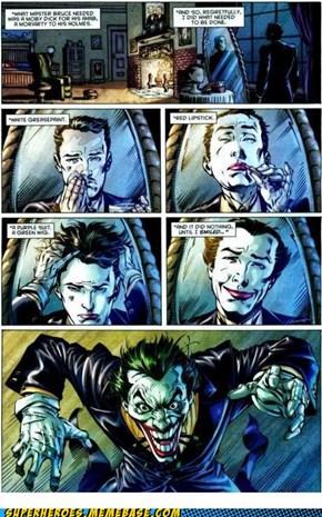 Bat-Revelation