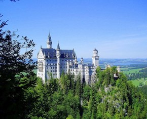 Disney Inspiration? Neuschwanstein Castle in Bavaria