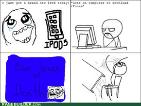 Stupid PCs
