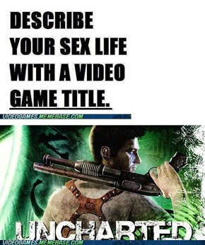 Forever Uncharted