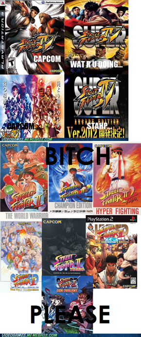 Capcom can milk a game...