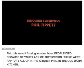 Phil: The Greatest Threat to Mankind