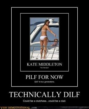 TECHNICALLY DILF