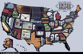 The United Shapes of America