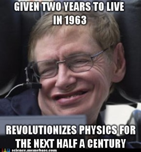 Good Guy Hawking