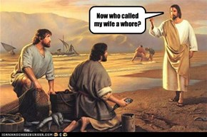 Jesus is married.