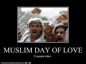 MUSLIM DAY OF LOVE