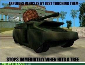 GTA Tank Logic