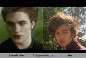 Edward Cullen Totally Looks Like Alec
