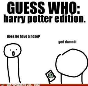 Harry Potter Guess Who?