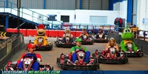 Mario Kart IRL