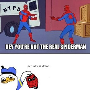 Was not spoderman