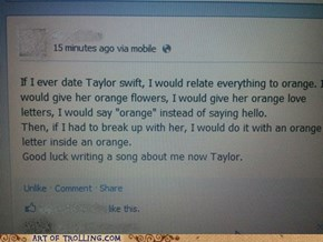 Rhyme That, Taylor!
