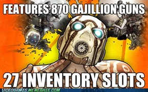 Scumbag Borderlands 2
