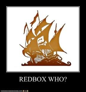 REDBOX WHO?