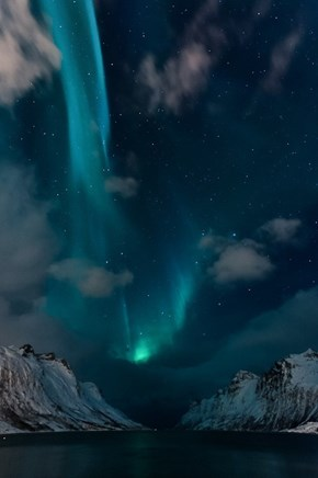 A Gorgeous Aurora