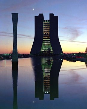 Fermilab is Crazy Awesome Looking
