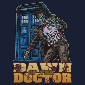 Dawn of the Doctor
