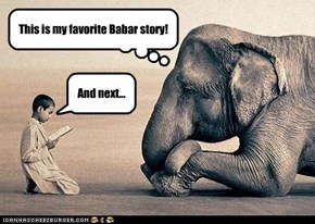 This is my favorite Babar story!