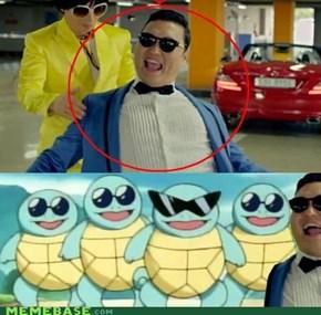 Gangnam style: The Origin