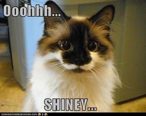 Ooohhh...                SHINEY...