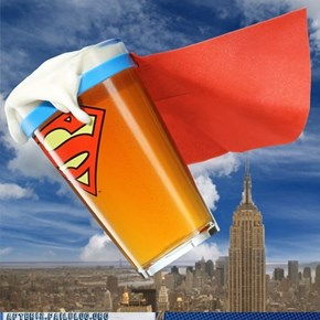 It's a Beer! It's a Pint! It's Superglass!