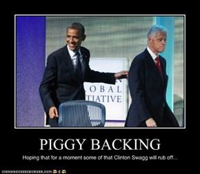 PIGGY BACKING