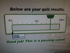 Aww Sweet! Who's a Genius? I'm a Genius!
