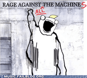 The RAGE!