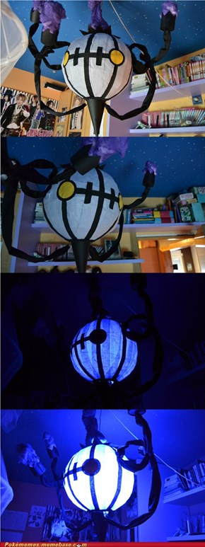 My lamp is a pokémon, your argument is invalid!