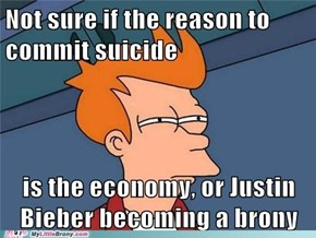 Your not welcome in the herd, BIEBS