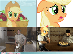 Keep this movie away from Apple Jack