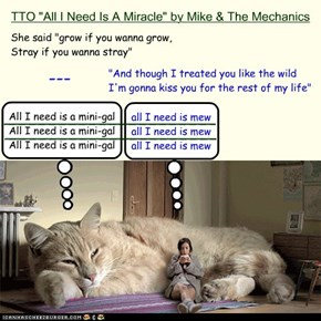 """Dreams Duet"" (TTO ""All I Need Is A Miracle"" by Mike & The Mechanics)"