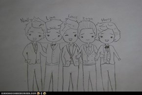 My 1D drawing :)