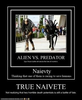 TRUE NAIVETE