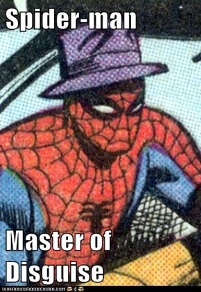 Spider-man  Master of Disguise