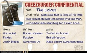 Cheezburger Confidential Presents: Lolrus