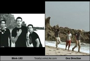 Blink-182 Totally Looks Like One Direction