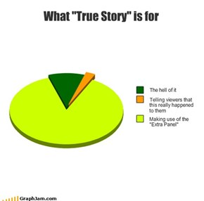 "What ""True Story"" is for"