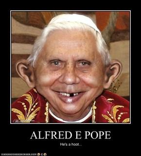 ALFRED E POPE