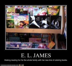E. L. JAMES