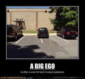 A BIG EGO